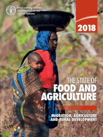 The State of Food and Agriculture 2018