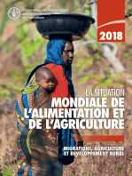 La Situation mondiale de l'alimentation et de l'agriculture 2018