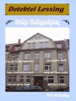 Frohe Weihnachten. Detektei Lessing Kriminalserie, Band 5. Spannender Detektiv und Kriminalroman über Verbrechen, Mord, Intrigen und Verrat.