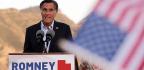 Mitt Romney Isn't Coming to Help Liberals