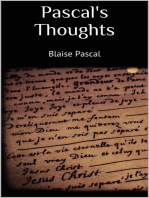Pascal's Thoughts