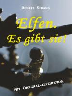 Elfen. Es gibt sie!: Mit Original-Elfenfotos