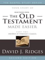 Old Testament Made Easier Pt.2 (new)