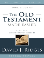 Old Testament Made Easier Pt.1 (new)