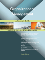 Organizational Management A Complete Guide