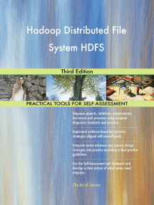 Hadoop Distributed File System HDFS Third Edition