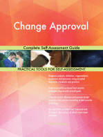 Change Approval Complete Self-Assessment Guide