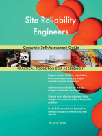 Site Reliability Engineers Complete Self-Assessment Guide