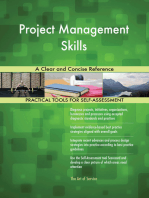Project Management Skills A Clear and Concise Reference