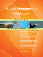 Project Management Techniques A Complete Guide