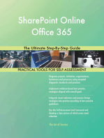 SharePoint Online Office 365 The Ultimate Step-By-Step Guide