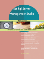 Ms Sql Server Management Studio Third Edition