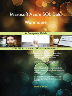 Microsoft Azure SQL Data Warehouse A Complete Guide