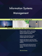 Information Systems Management A Clear and Concise Reference