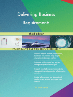Delivering Business Requirements Third Edition