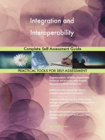 Integration and Interoperability Complete Self-Assessment Guide