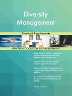 Diversity Management Standard Requirements