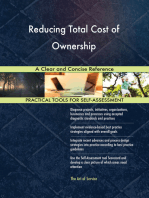 Reducing Total Cost of Ownership A Clear and Concise Reference
