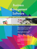 Business Management Software A Clear and Concise Reference