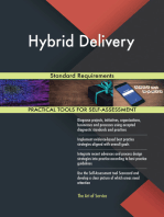 Hybrid Delivery Standard Requirements