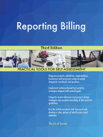 Reporting Billing Third Edition