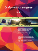 Configuration Management Tools Standard Requirements