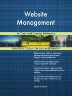Website Management A Clear and Concise Reference