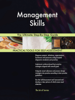 Management Skills The Ultimate Step-By-Step Guide