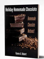 Holiday Homemade Chocolate