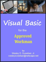 Visual Basic for the Approved Workman
