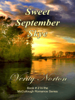 Sweet September Skye
