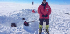 Scientists Caught An Antarctic Ice Shelf Singing A Strange Tune