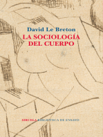 La sociología del cuerpo