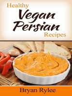 Healthy Vegan Persian Recipes
