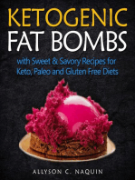 Ketogenic Fat Bombs