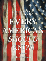 Things Every American Should Know