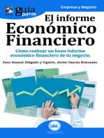 Guíaburros: El informe económico financiero: Cómo realizar un buen informe económico financiero de tu negocio