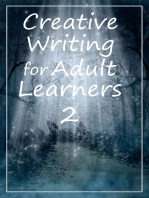 Creative Writing for Adult Learners 2