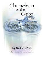Chameleon on the Glass