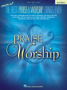 More of the Best Praise & Worship Songs Ever - 2nd Edition