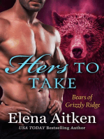 Hers to Take (A BBW Paranormal Shifter Romance)