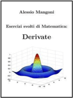 Esercizi svolti di Matematica