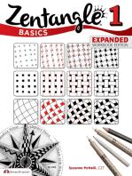 Zentangle Basics, Expanded Workbook Edition