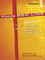 Thin Red Line, Volume 1
