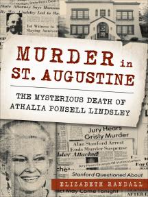 Murder In St. Augustine PDF Free Download