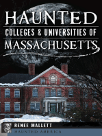 Haunted Colleges & Universities of Massachusetts