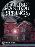 Haunted Manitou Springs