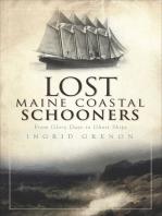 Lost Maine Coastal Schooners