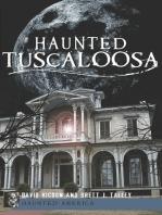 Haunted Tuscaloosa