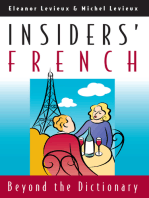 Insiders' French